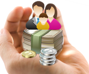 tips of getting funds from family